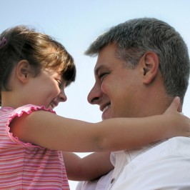 Fathers able to discern babies crying as well as mothers